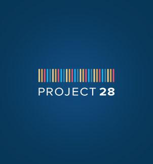 Project28 – Korporátní identita & webdesign