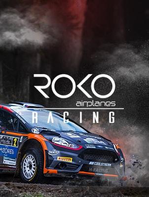 Design webu pro Roko Racing