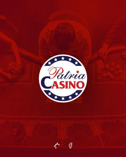 Casino Patria – Facebook grafika