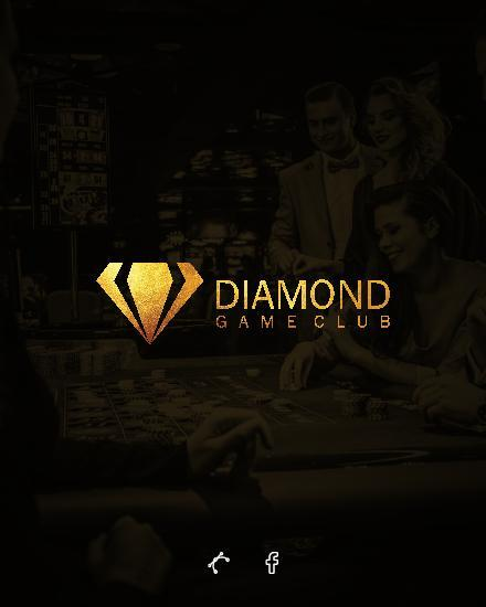 Diamond Games Club Facebook správa