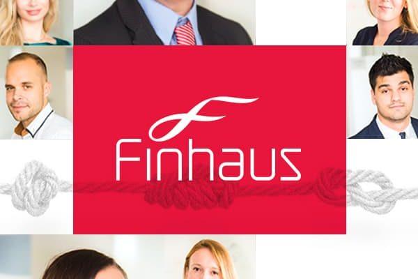 Finhaus (Generali) - komplexní webové řešení