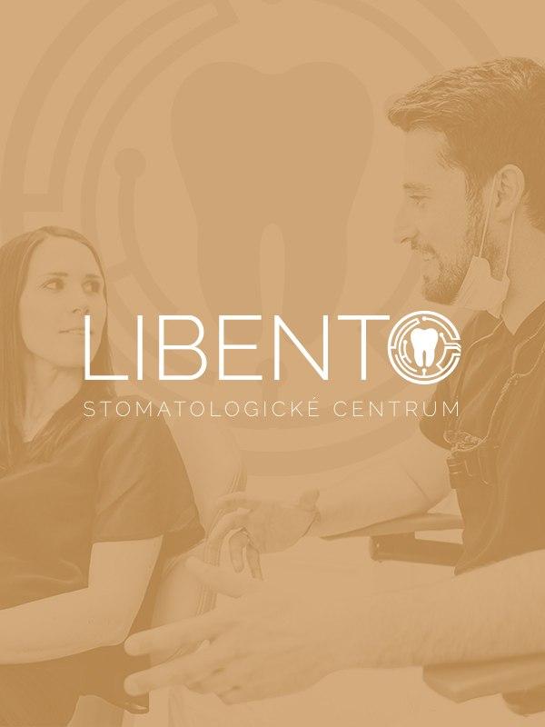 Tvorba webu SMART - Stomatologické centrum Libento