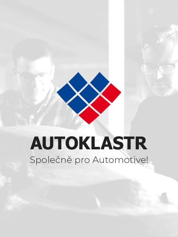 Autoklastr.cz - Redesign webu s informačním systémem
